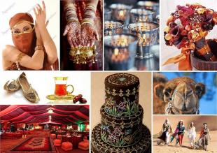 Arabian Nights Wedding Theme Inspiration